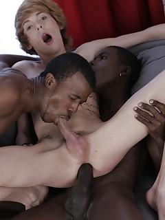 Gay Interracial Porn